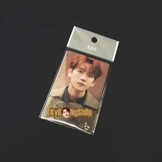 [WTS/READY STOCK] BAEKHYUN OFFICIAL CASHBEE CARD