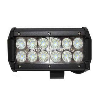 36W 6.5in 12 LED Waterproof Light For Car Motorcycle(#D-36W)