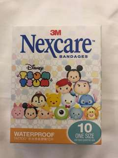 Tsum Tsum Nexcare bandages