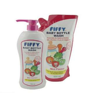 Fiffy baby bottle set