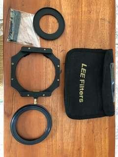 [DSLR & Mirrorless ]Lee filter   - Lee Foundation Kit + 77 and 52 Adaptor Ring