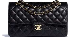 Chanel classic flap medium 25cm