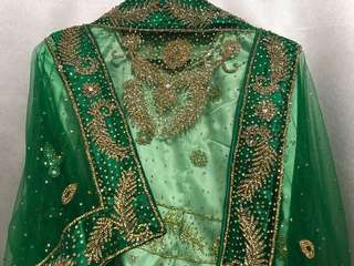 Wedding Bridal Lengha for sale