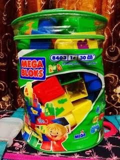PreLoved MegaBlocks