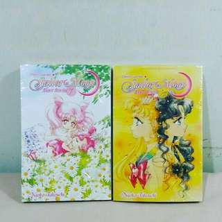 [NEW] Komik Sailormoon Short Stories 2buku (Naoko Takeuchi)