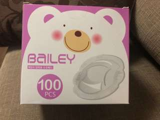 Bailey Disposable Breast Pads