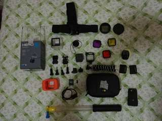 GoPro Session 5 bundle