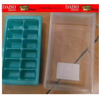 Japan Quality - Ice Tray Tempat Cetakkan ES batu free box