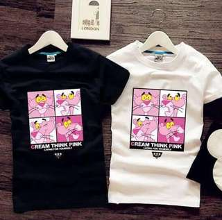 Pink Panther Character T-Shirt