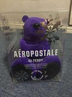 Aeropostale DJ Teddy speaker