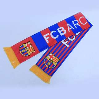 Barcelona football scarf only $ 10 now