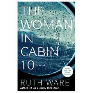The Woman in Cabin 10 Kindle Edition by Ruth Ware  (Author)