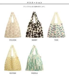 Lotta 高品質 大容量棉布袋購物袋環保袋手提袋