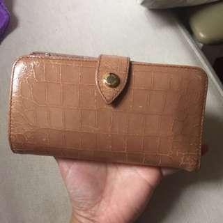 Mui mui Wallet 💯 authentic