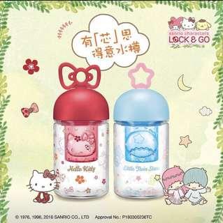7-11杯 Hello Kitty /Little Twin Star各有1⃣️個