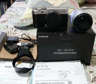 Fujifilm ax 10