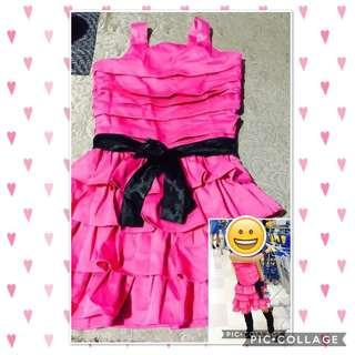 PreLoved Barbie Dress