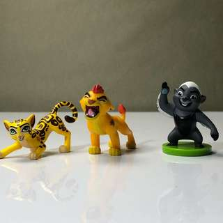 Disney Lion Guard Blind Bag Set