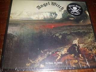Music CD: Angel Witch–As Above, So Below - UK Heavy Metal, Hard Rock