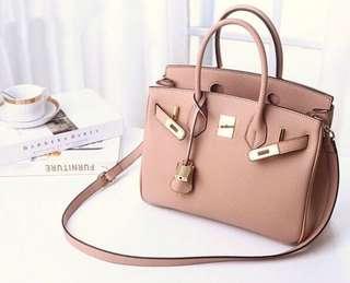 Inspired Hermes Birkin Bag