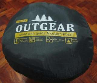 Outgear Sleeping Bag