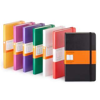 Moleskine A5 notebook (different types available) $25.90
