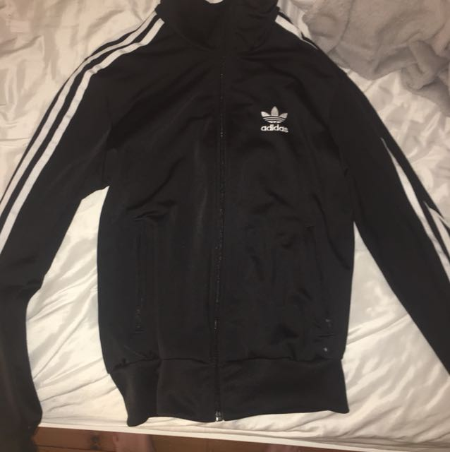 Adidas classic zip up jacket 0d02eb01a
