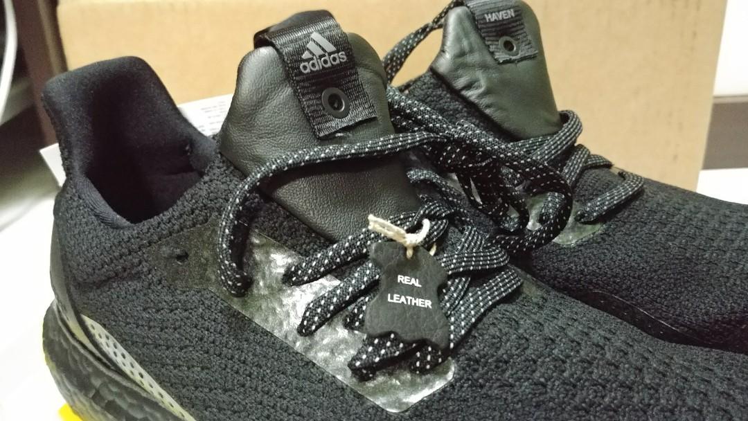 f63f34f601b09 adidas x Haven Ultra Boost Uncaged Triple Black BY2638 UK 10.5 US 11 ...