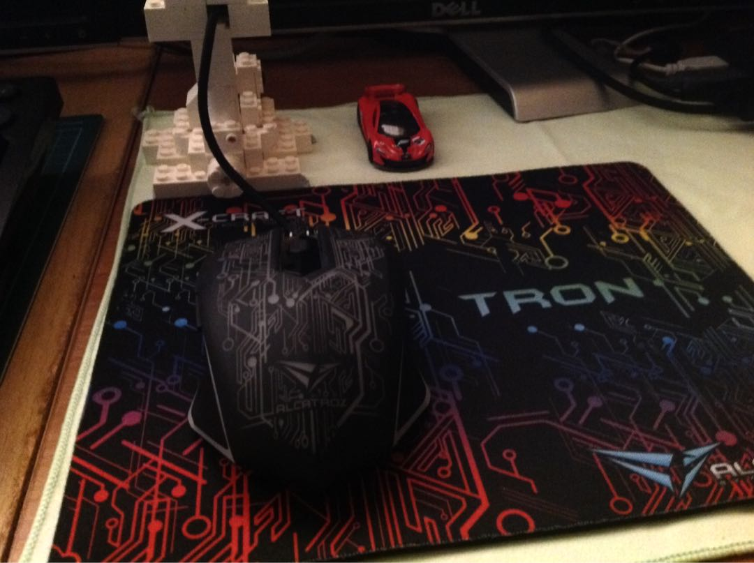 Alcatroz Gaming mouse TRON 4800 CPI, Electronics, Computer