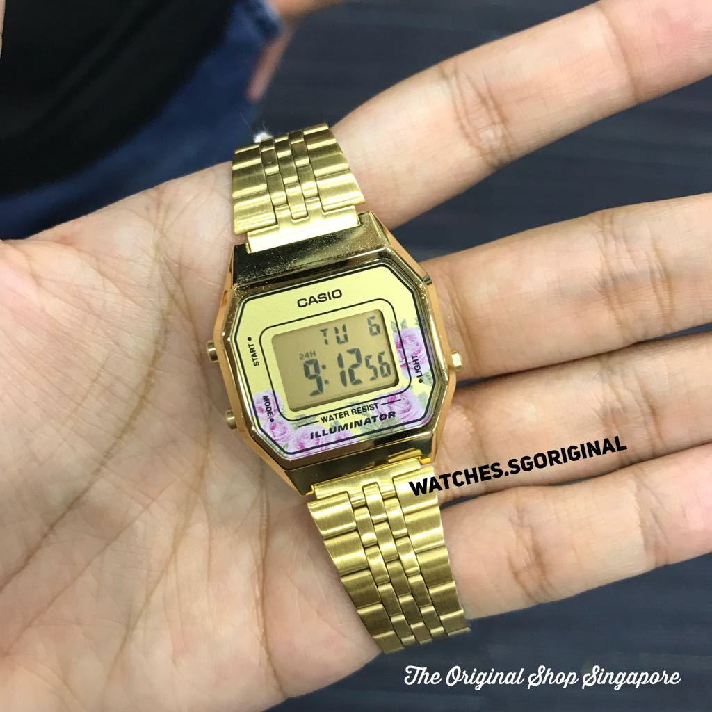 2a277eafd Authentic Casio Watch Latest Floral Release, Women's Fashion ...