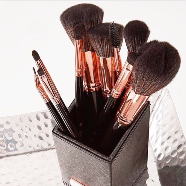 1f4ab04d75b9 ✨BH COSMETICS✨  BH Signature Rose Gold - 13 Piece Brush Set ...