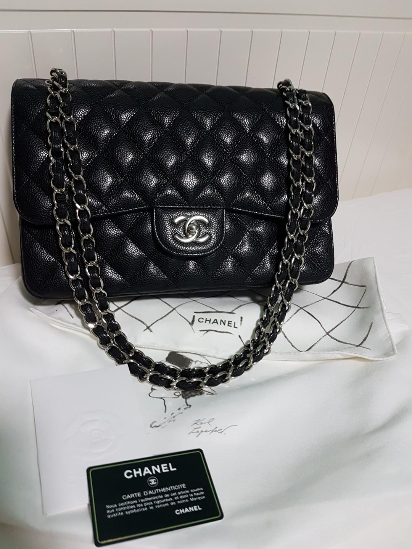 71ee267ba45b Chanel Classic Jumbo, Luxury, Bags & Wallets, Handbags on Carousell