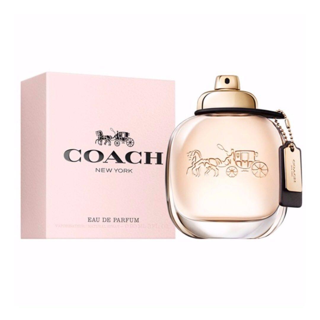 Coach New York Edp Women Health Beauty Hand Foot Care On Parfum Putri Carousell