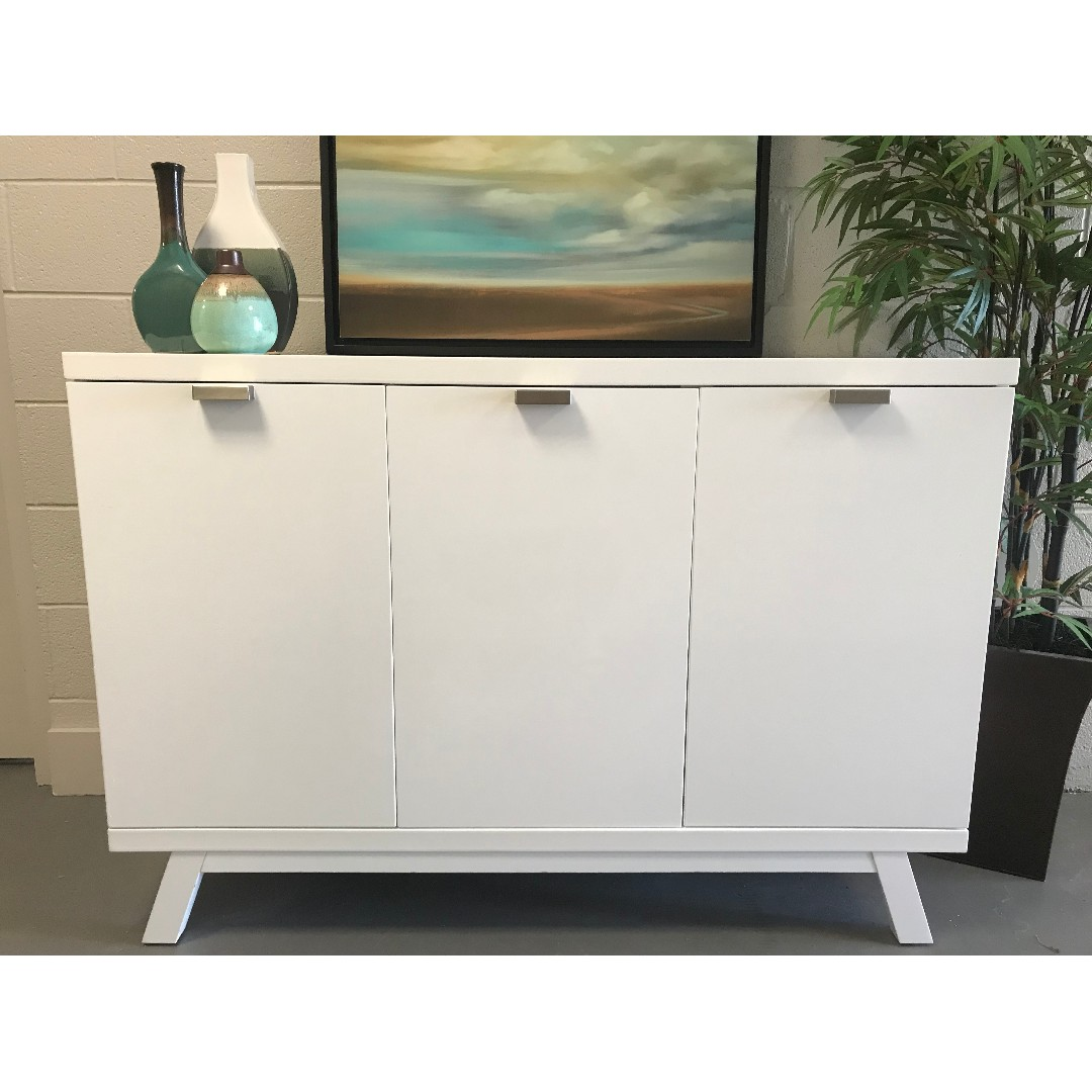Crate and Barrel Cabinet