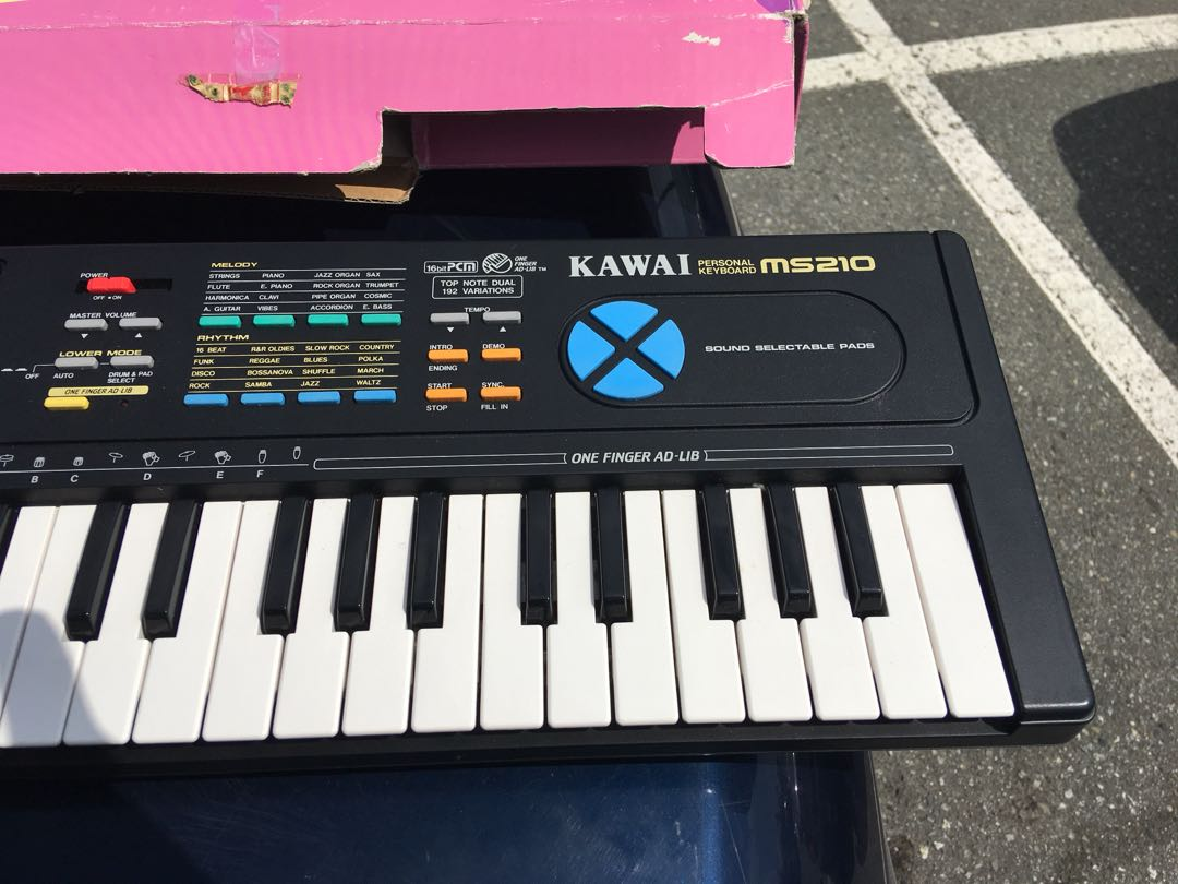Electric piano ( one key not working $45