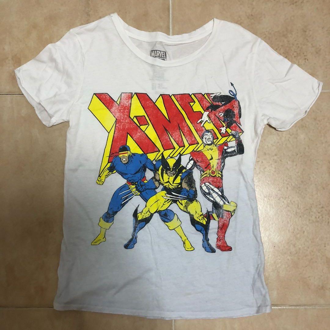 Forever 21 Original Marvel X Men T Shirt Women S Fashion Clothes