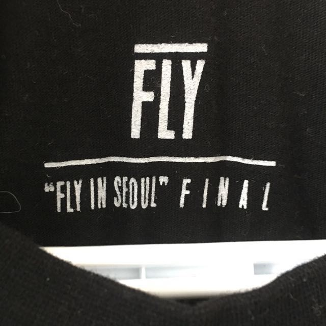 GOT7 FLY IN TORONTO OFFICIAL T SHIRT