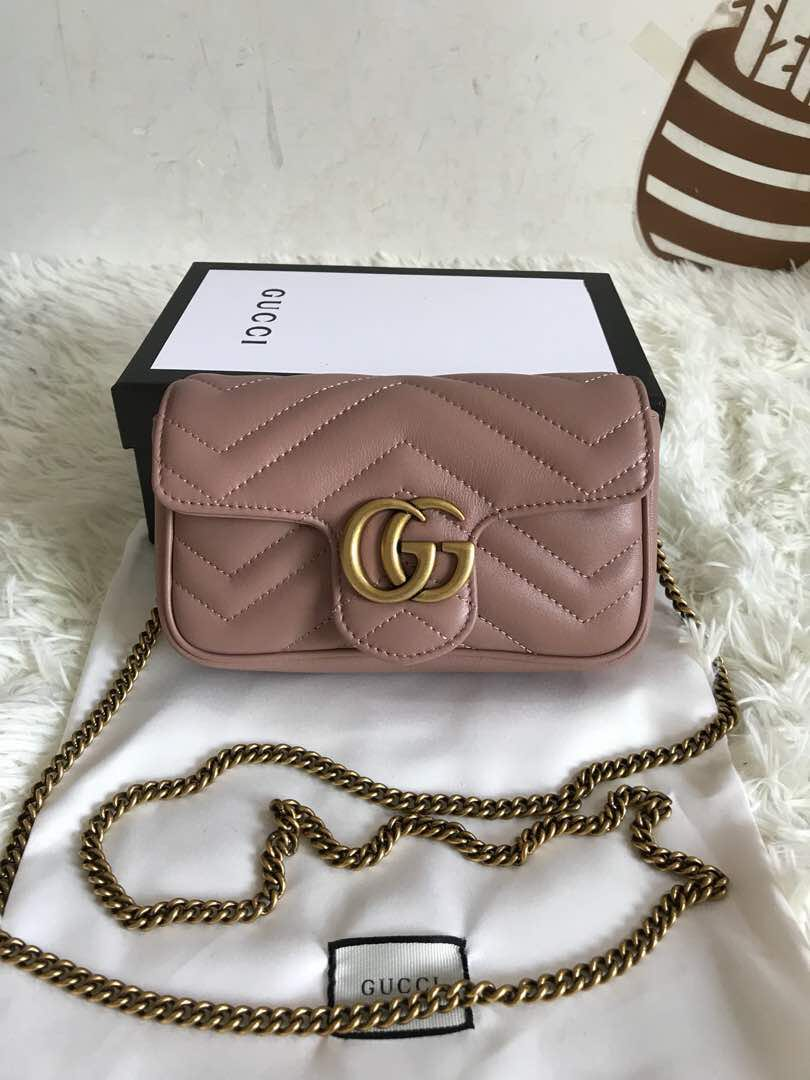 ce14344d7c08 Gucci marmont flap bag super mini, Luxury, Bags & Wallets on Carousell