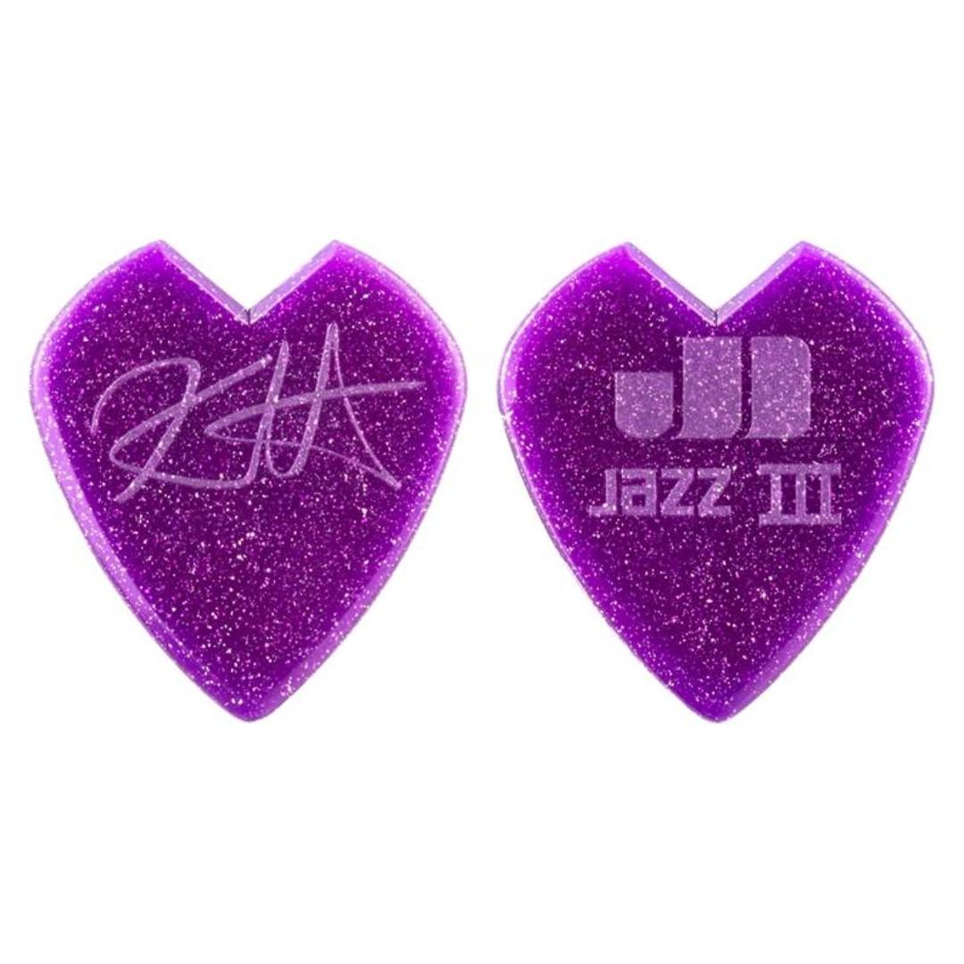 Image result for kirk hammett jazz 3 picks