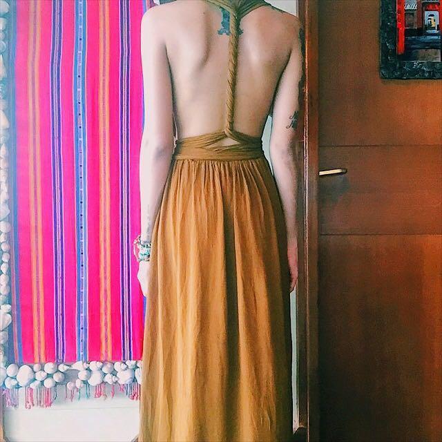 Naupaka Bohemian Multiway Dress
