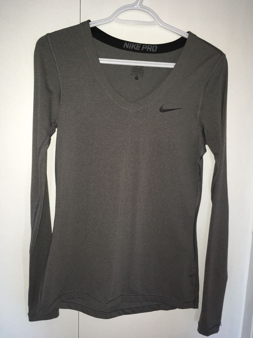 Nike Pro Long Sleeve Shirt