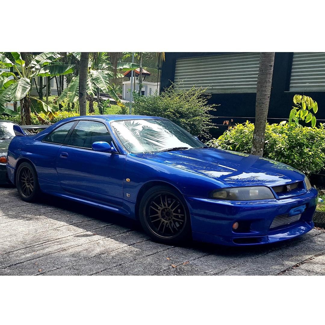 Nissan Skyline Gtr R33 For Sale In Malaysia