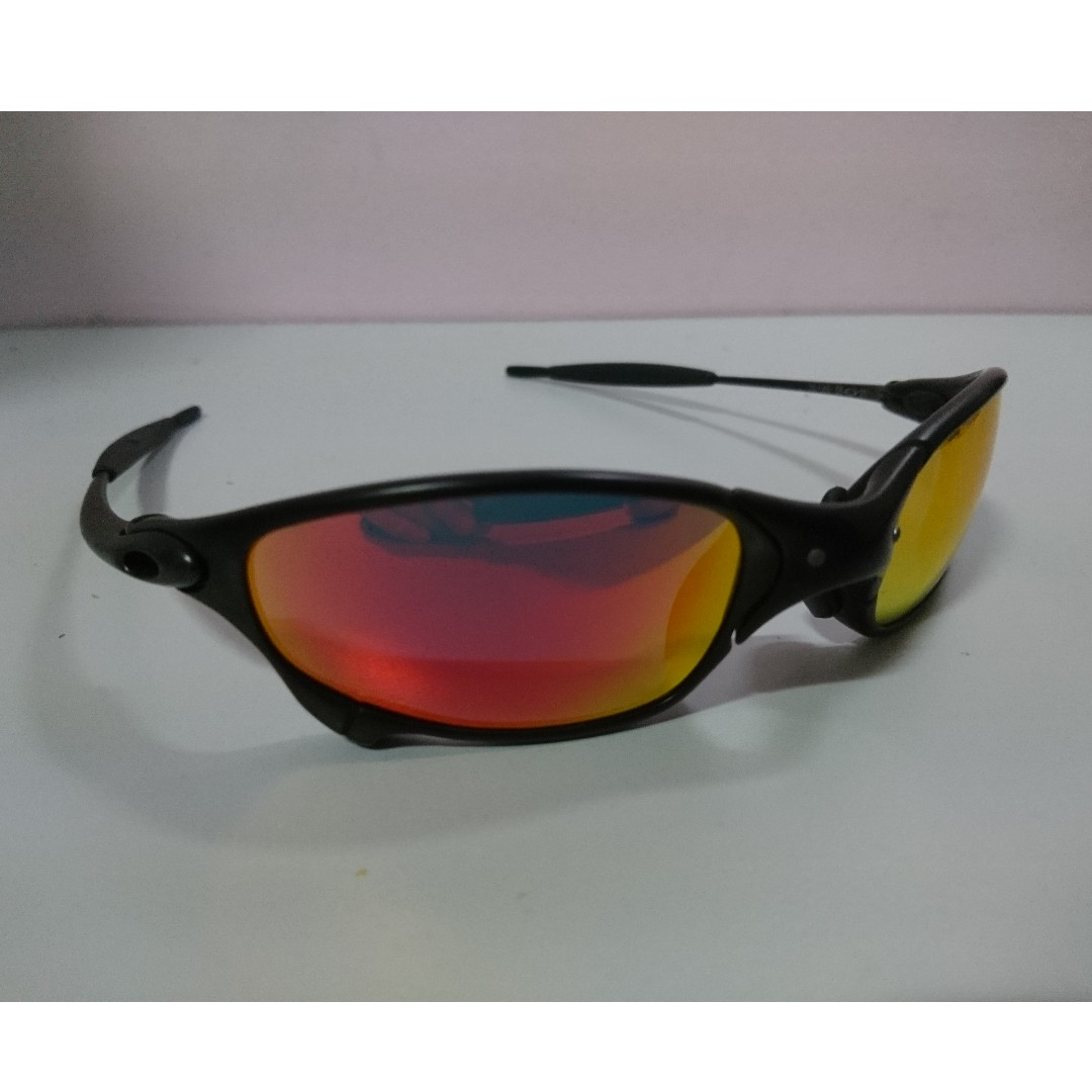 d2807e467 Oakley X-Metal Juliet Titanium Sunglasses [Original] with Ruby ...