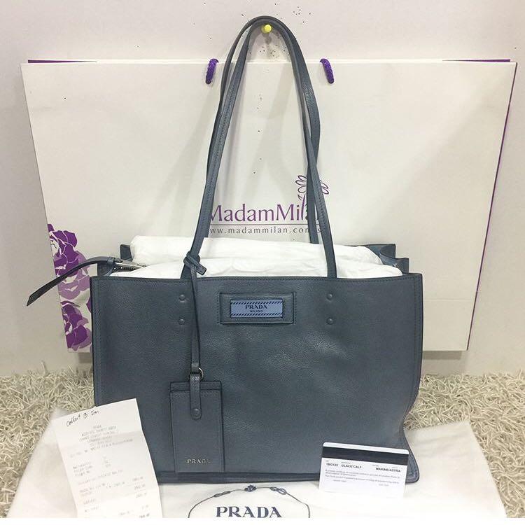 42dc7181573e Prada Etiquette Tote Bag