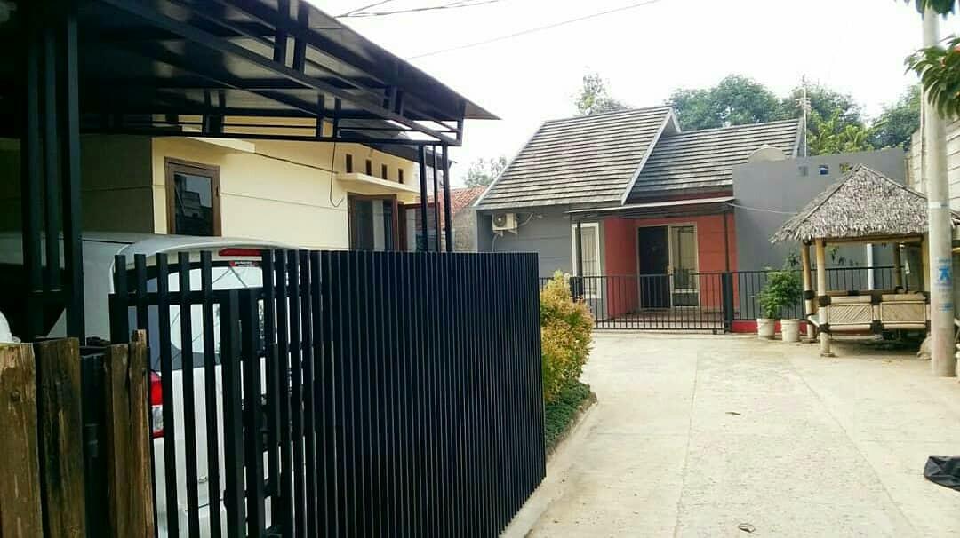Rumah 500jutaan di Cinangka Tangsel