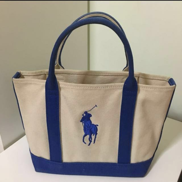 bca23df4d5e3 SALE! Authentic Polo Ralph Lauren Tote Bag
