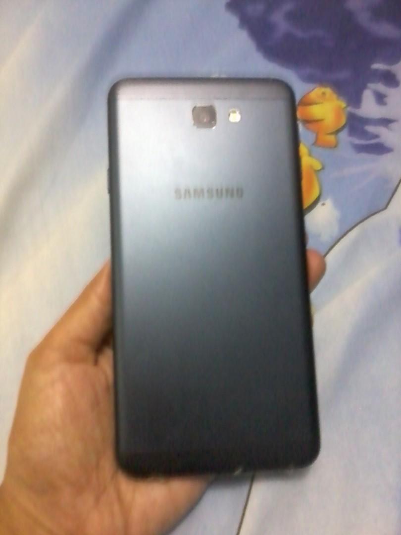 Samsung Galaxy J7 Prime Ram 3 32 Gb Hitam Elektronik Telepon Seluler Di Carousell