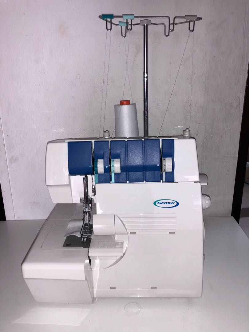 SALE) Semco Coverstitch Machine - Used Machine, Design