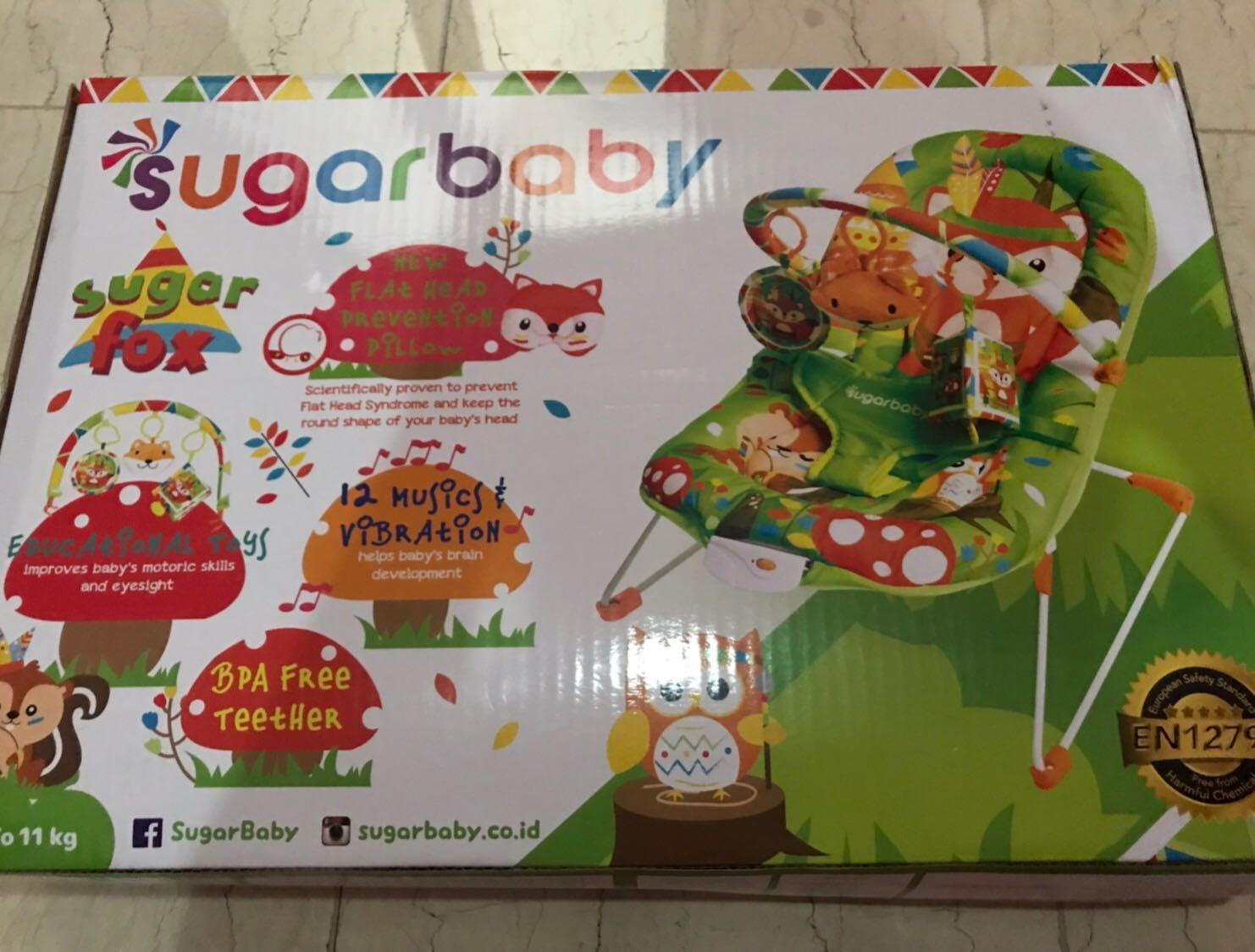 Sugar baby bouncer (New)