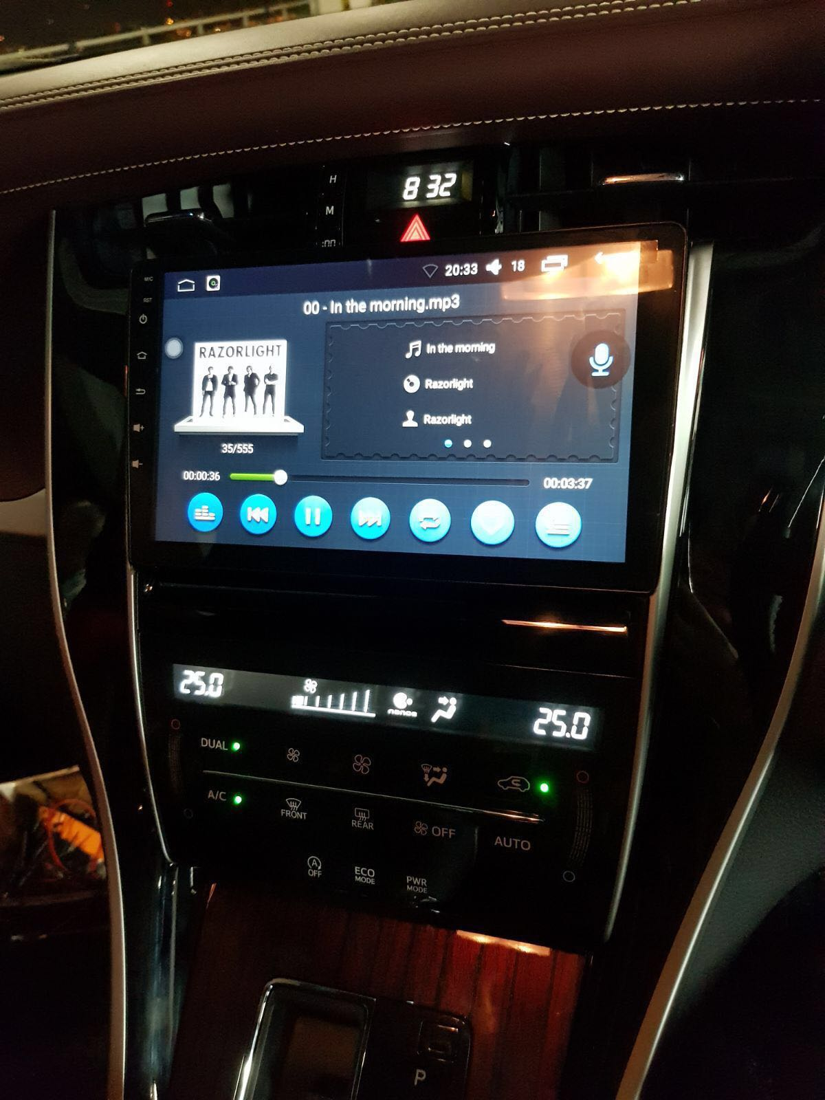 Toyota Harrier 10 2 Inch Android Head Unit Double Din